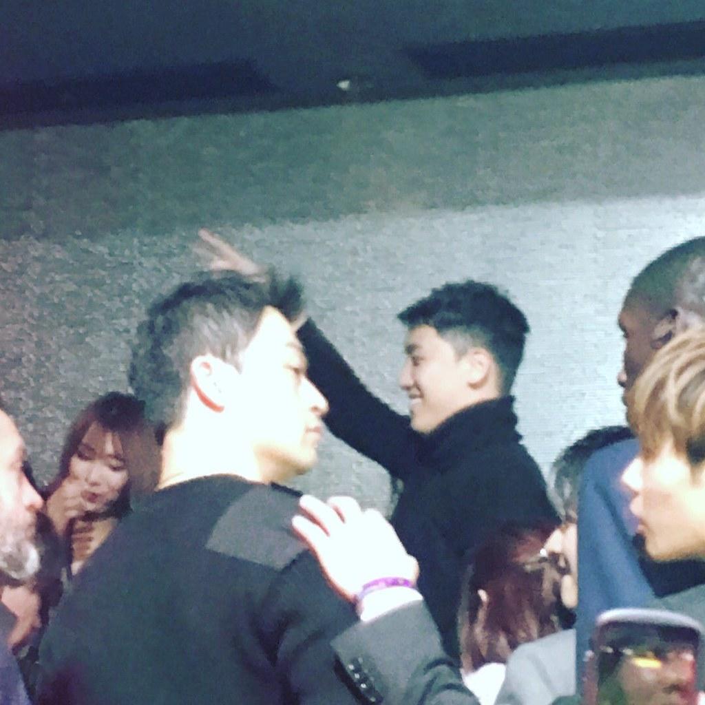 BIGBANG via GottaTalk2V1212 - 2017-12-07  (details see below)