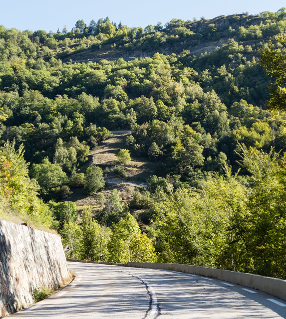 L'Alpe d'Huez to Moirans