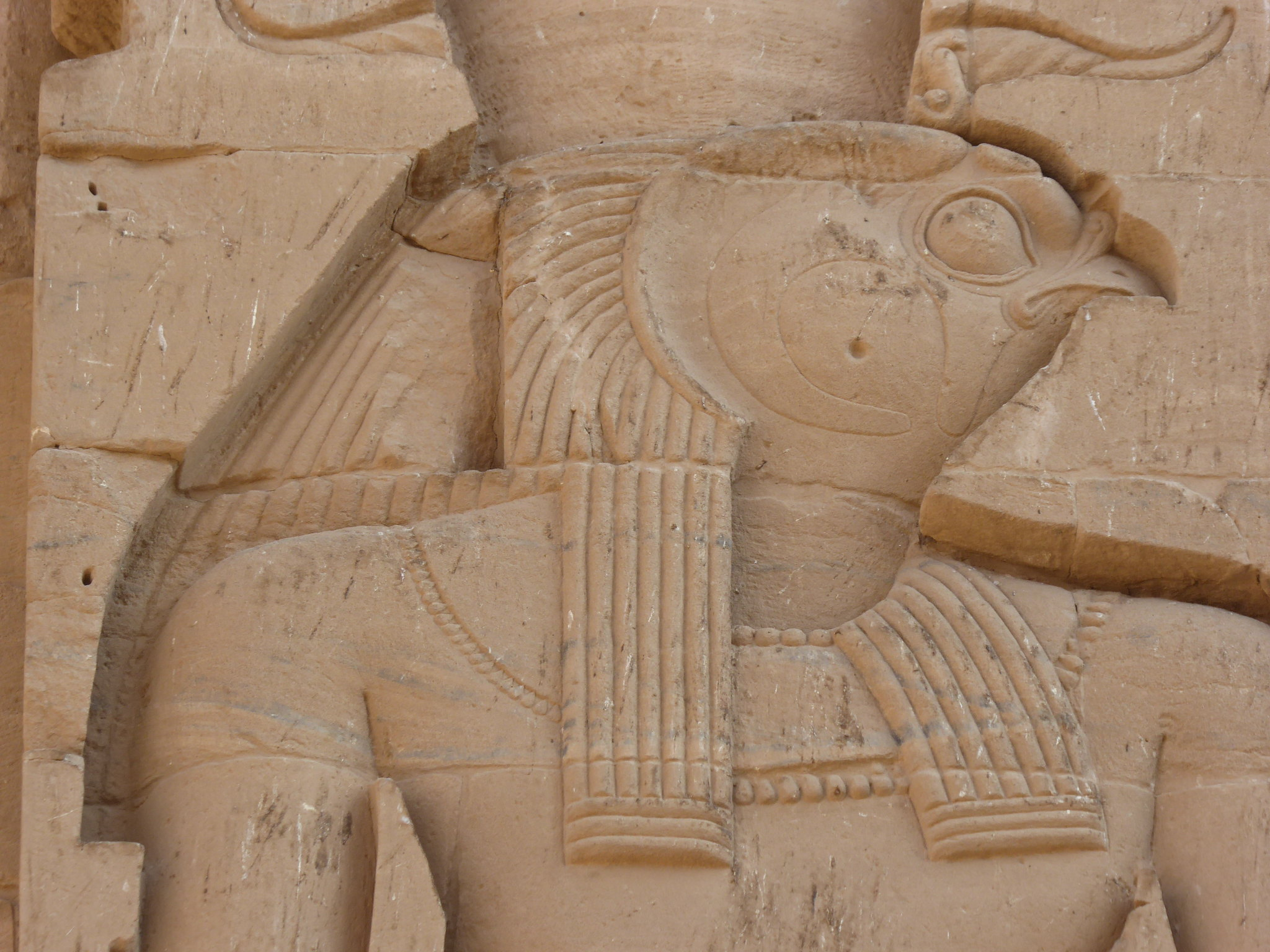 Horus, Temple of Isis, Philae