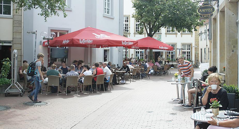 Weekend in Osnabrück, Kaffee 1871 | Mooistestedentrips.nl