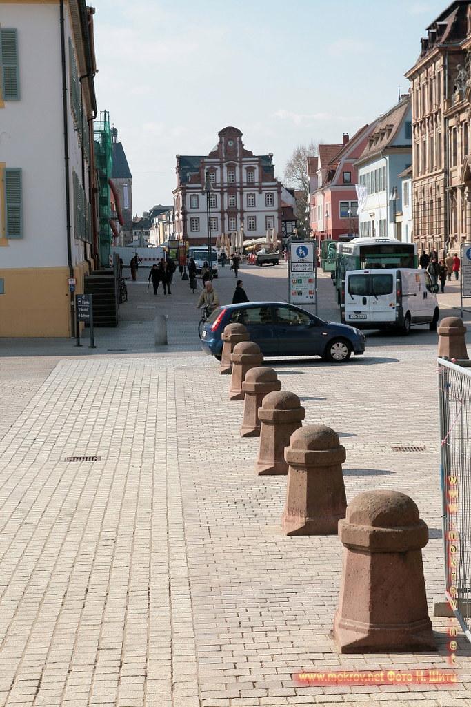 Шпайер - город в федеральной земле Рейнланд-Пфальц фоторепортажи