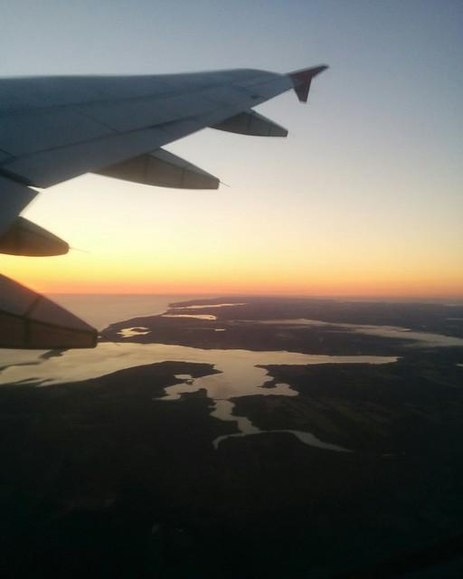 Prince Edward Island from the air (2) #pei #princeedwardisland #aerial #tracadiebay #airplane #latergram