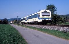 - WEG  Triebzüge  VT 416  bis
