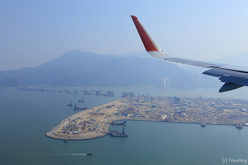 flight to HKG