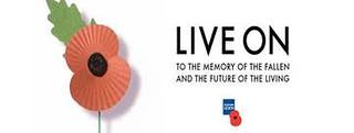 UK Poppy campaign logo