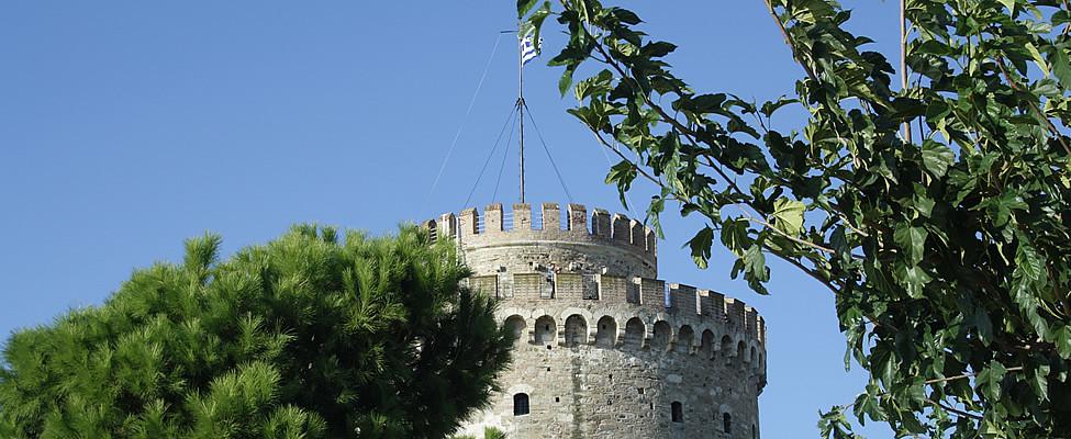 Witte toren Thessaloniki, alle tips Thessaloniki | Mooistestedentrips.nl