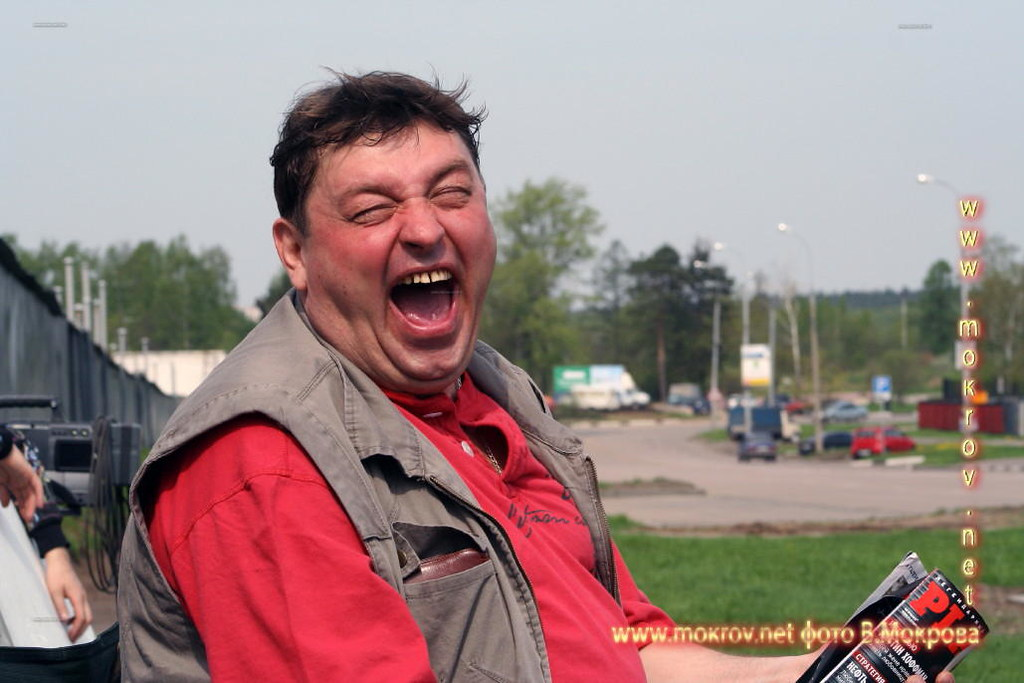Игорь Ромащенко.
