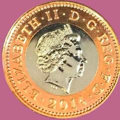 Pound coin design 3