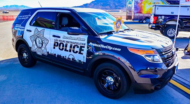 Las Vegas Metropolitan Police Recruitment Team