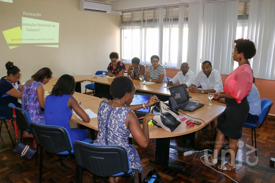 CIGEF capacita funcionários em Orçamentação Sensível ao Género