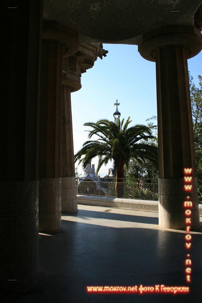 Барселона — Испания фотозарисовки