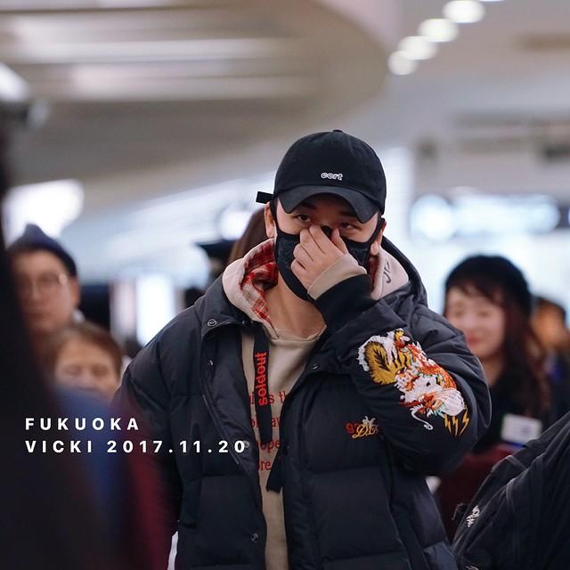 BIGBANG via pandariko - 2017-11-20  (details see below)