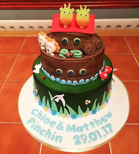 Vegan Cake by Hannah Banana Bakery