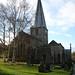 St Mary's Church, Almondsbury, Gloucestershire