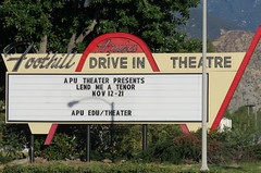 Azusa Foothill Drive In Theatre (2 of 2)