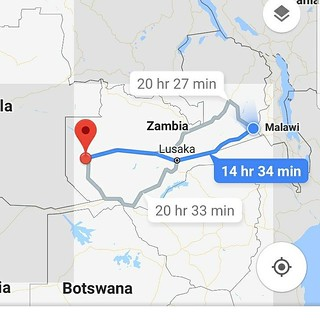 23. The onward journey to Mongu.
