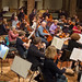 015 DSCN9448d Ealing Symphony Orchestra rehearsal. Conductor John Gibbons. Leader Peter Nall. St Barnabas Church, west London. 25th November 2017 (Photo Lucy Robinson)
