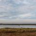 Big Sky across the River Alde