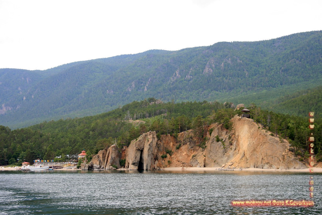 Бухта Песчаная Озеро Байкал фоторепортажи