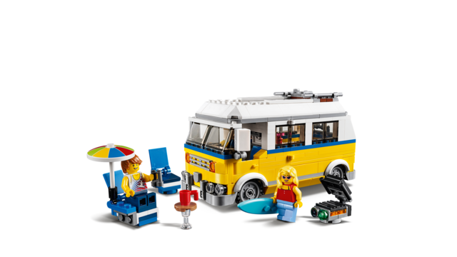 Modular Winter Vacation (31080)