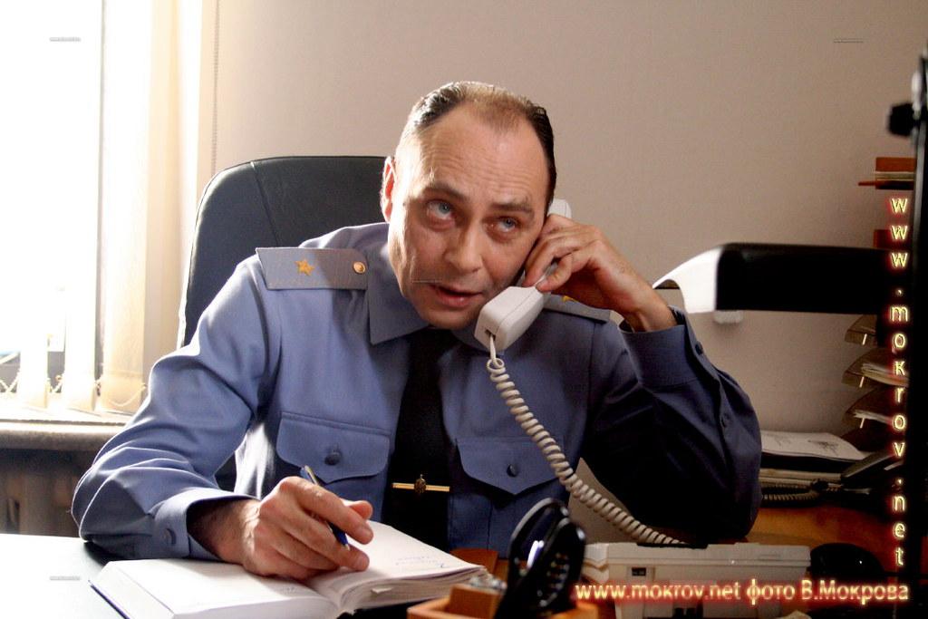 Перунов Андрей - генерал Захаров.