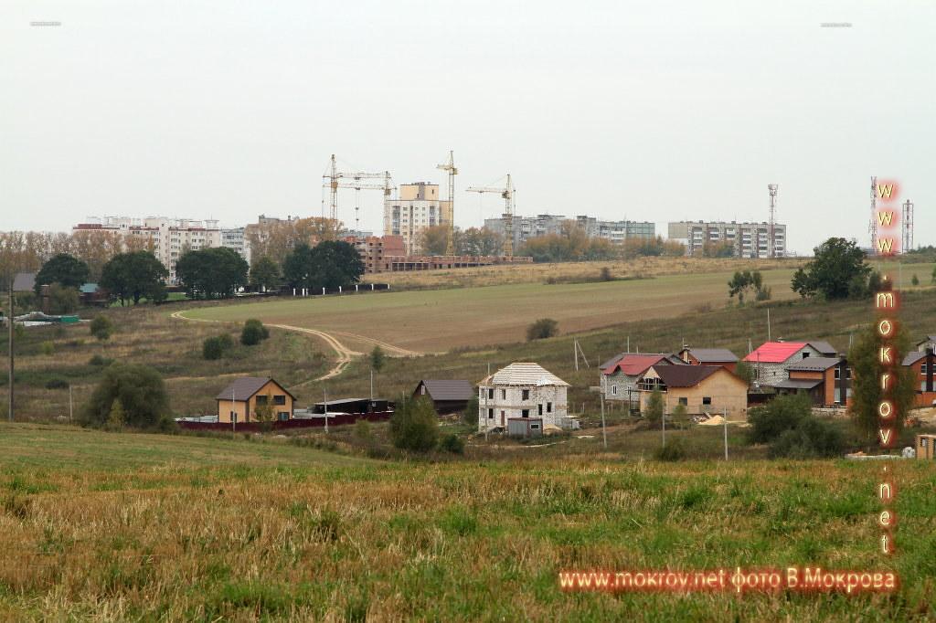 Город Калуга и фотография