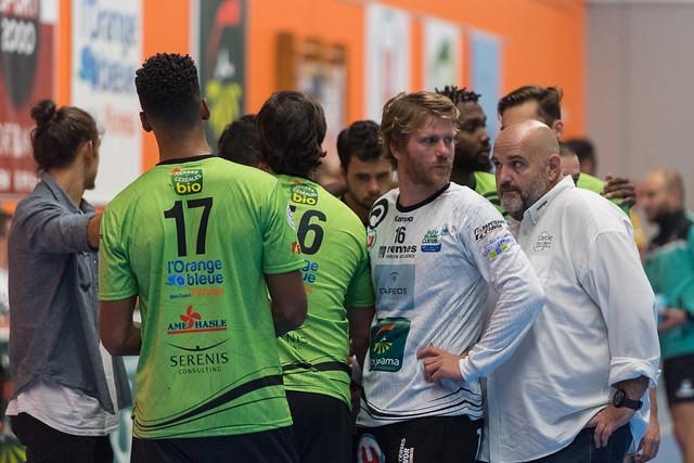 Nationale 1 - J3 : CPB Rennes/Hazebrouck