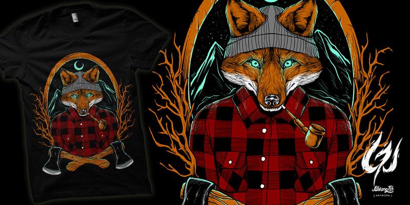 LUMBERJACK FOX_5