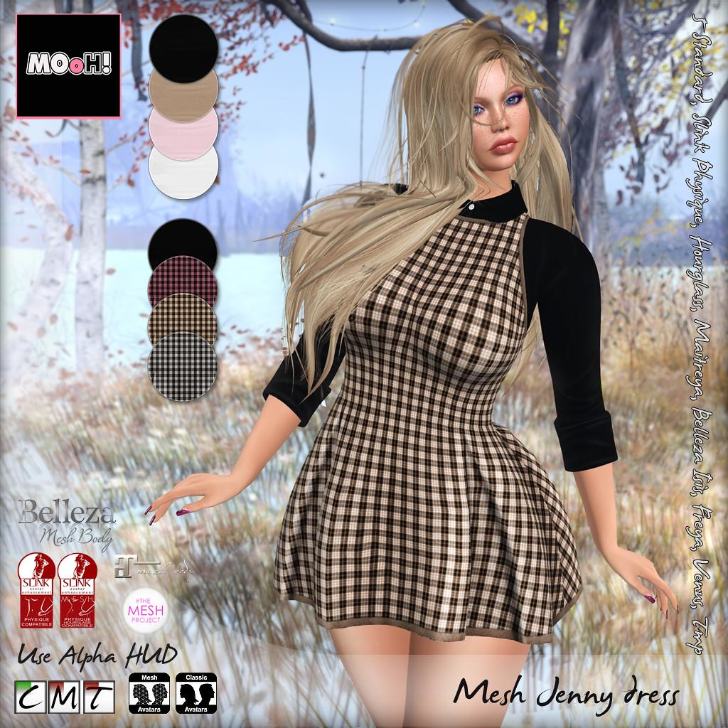 Jenny dress - TeleportHub.com Live!