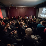 Sun, 12/10/2017 - 18:01 - Ciné Club #2. Projection d'une sélection de courts-métrages au Lieu-Dit.  The Parrot - Darin.J Sallem & Amjad Al Rasheed The Living of The Pigeon - Baha' Abu Shanab Five Boys and a Wheel - Said Zagha Ayny - Ahmad Saleh © Stéphane Burlot