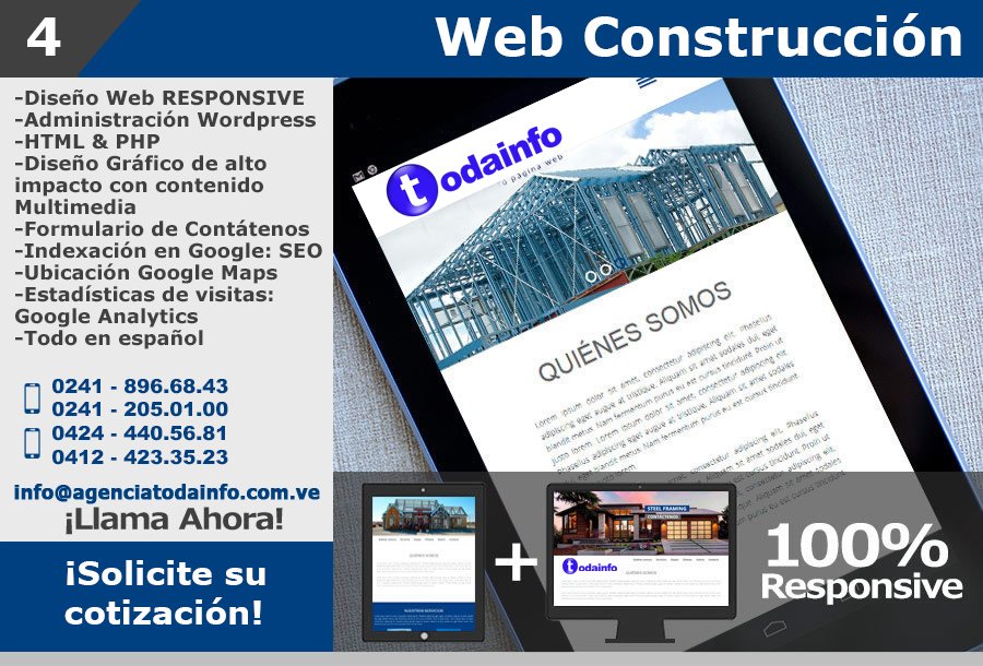 4 WEB CONSTRUCCION