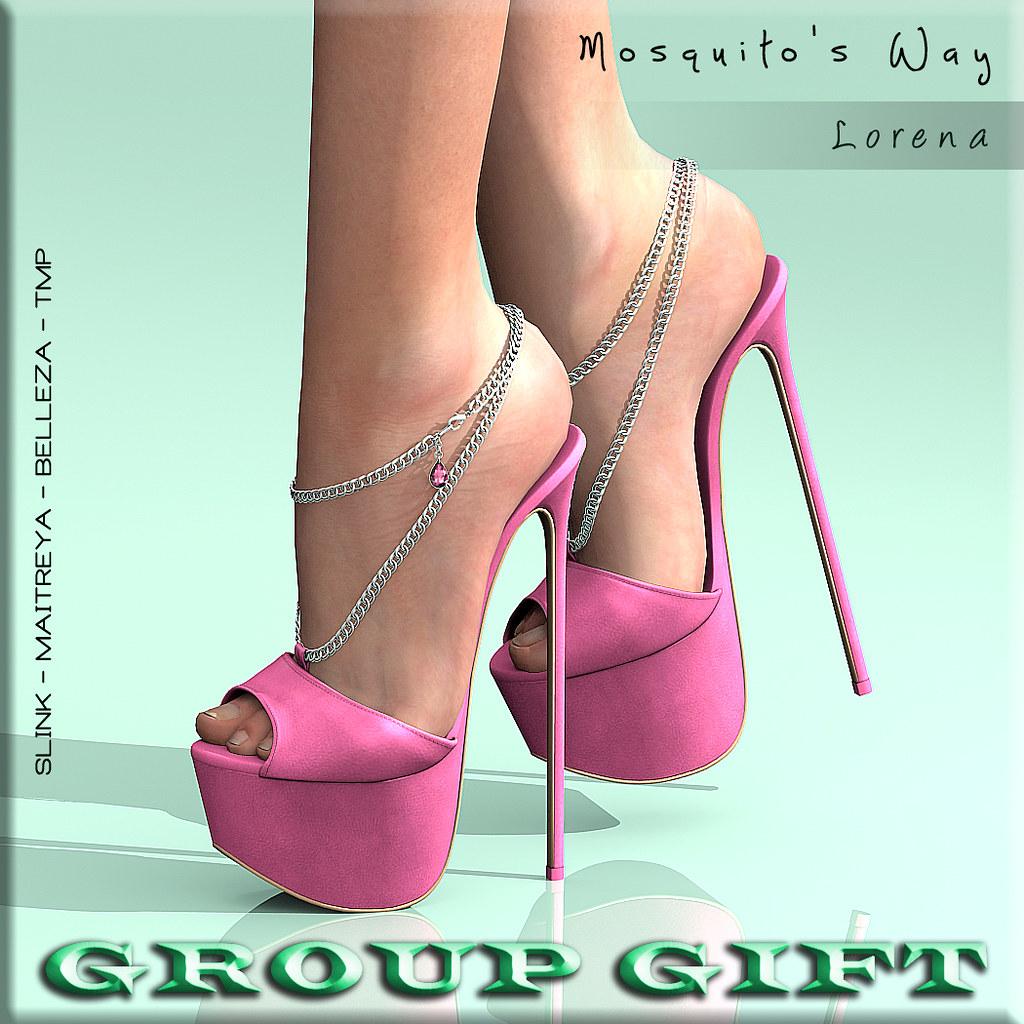 Mosquito's Way - Lorena *Group Gift* - TeleportHub.com Live!