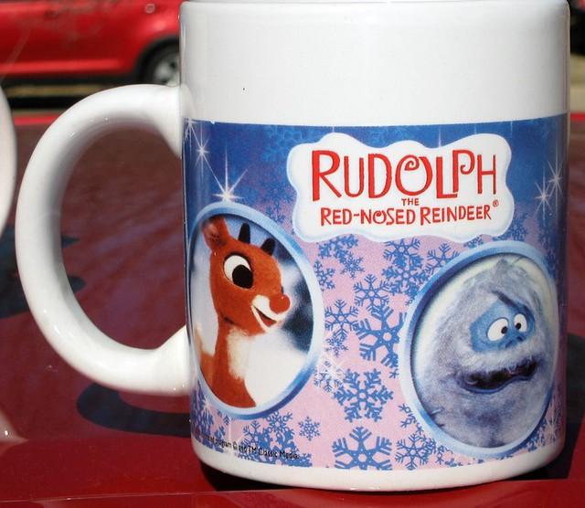 Rudolph Xmas mug 2007 (1)