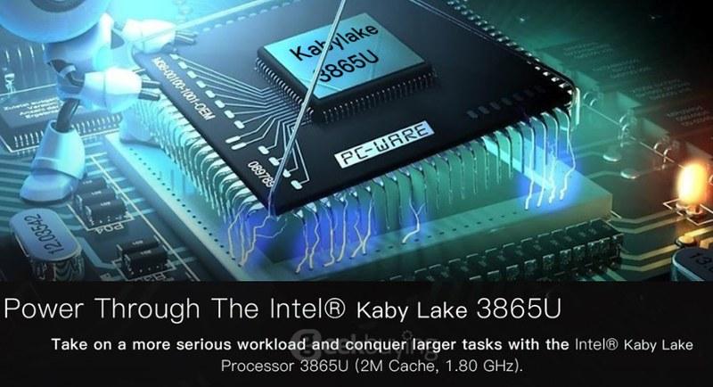 VORKE V5 Barebone Mini PC 写真 (4)