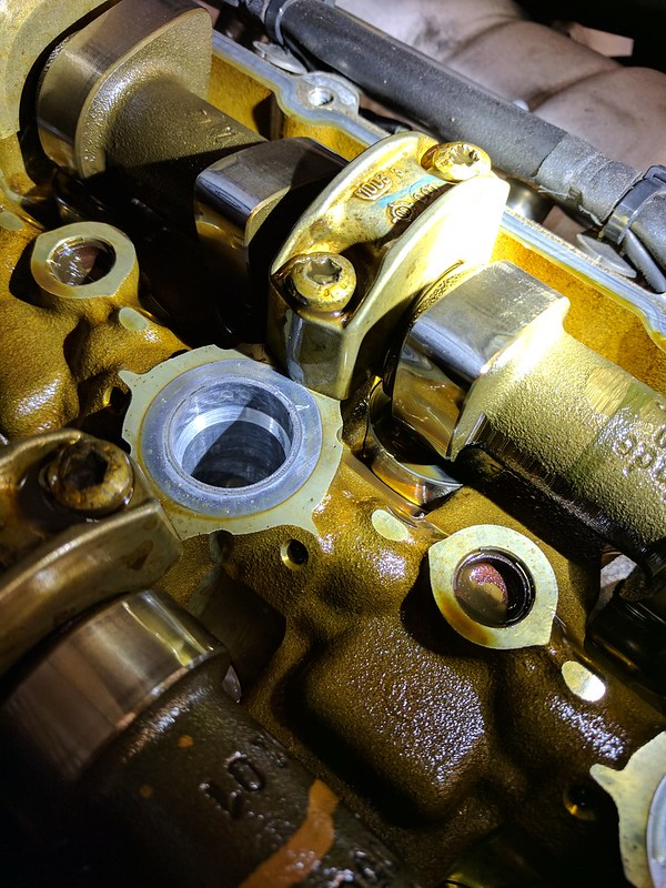 The Full Story On Cam Adjusters And Lifters - MBWorld org Forums