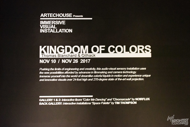 ARTECHOUSE: Kingdom of Colors