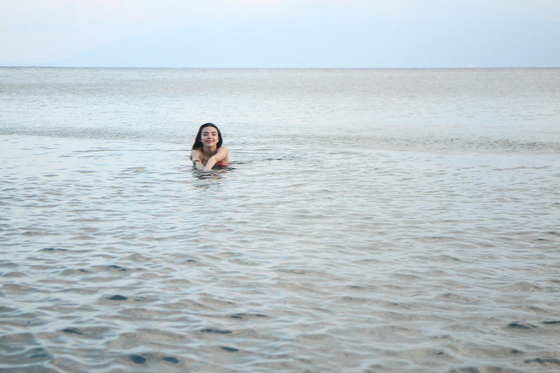 Swimming in the Aegean Sea, Kos