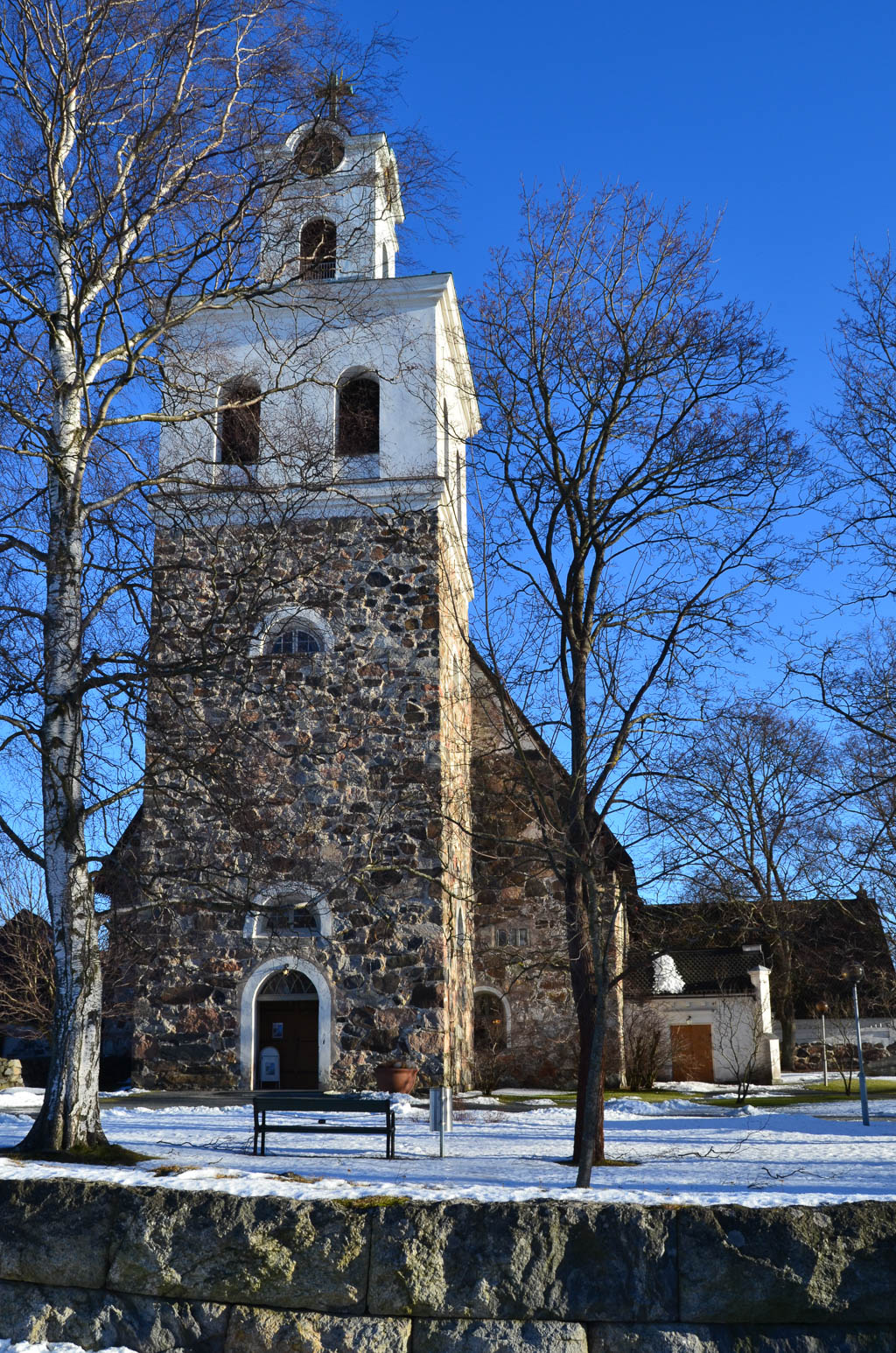 Walking Old Rauma: The Church of the Holy Cross