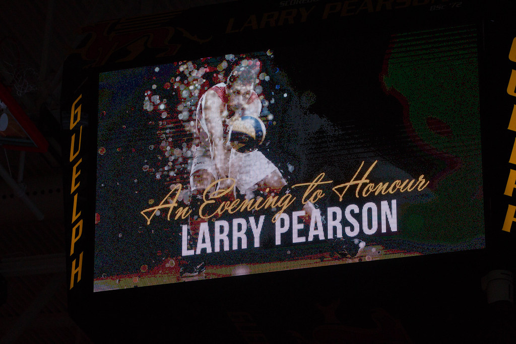 An Evening to Honour Larry Pearson