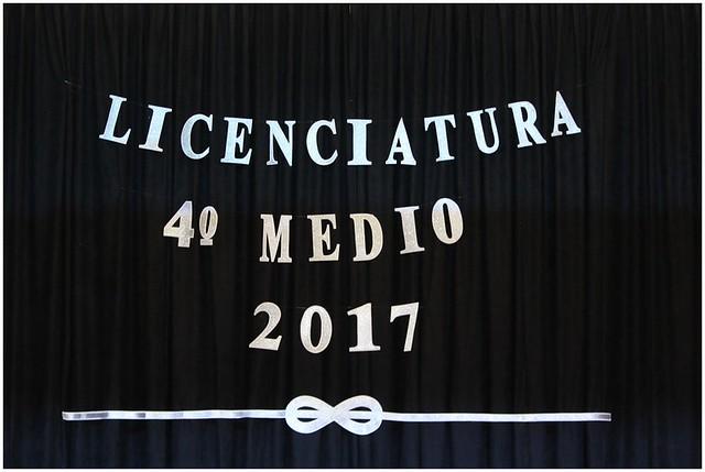 Licenciatura Cuartos Medios 2017