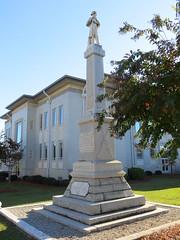 Confederate Monument 2 Perry GA