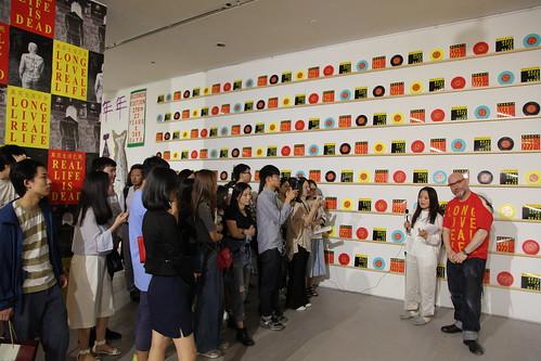 Ross Sinclair   Exhibition Tour