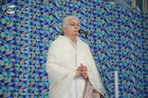 Holy Sister Mohini Ahuja from Hyderabad, expresses her views