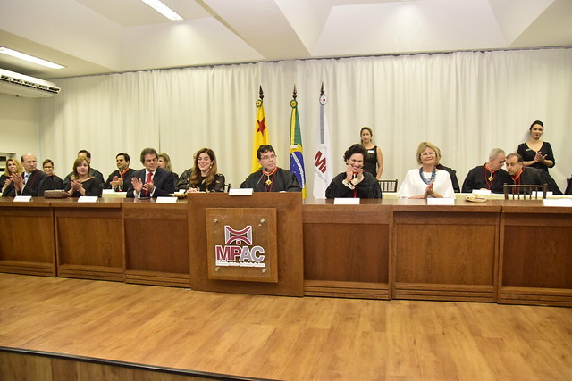 Sessão Solene pelo Dia Estadual e Nacional do MPAC 2017