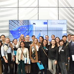 EU in Focus on the Ground in Brussels Fall 2017