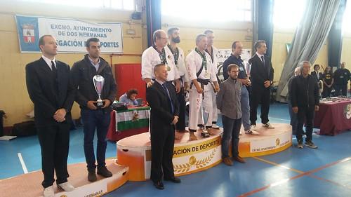 Campeonato andaluz de hapkido en Montequinto