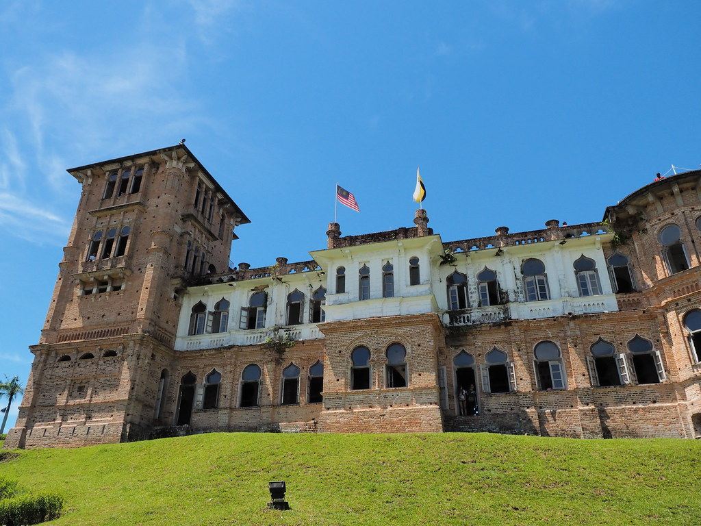 Kellie's Castle at Batuh Gajah, Ipoh