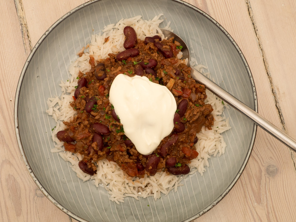 Recipe for the Best Homemade Chili Con Carne