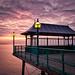 Sunset Lights by ~g@ry~ (clevedon-clarks)