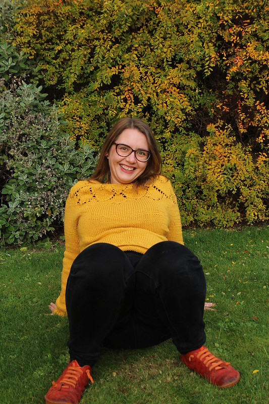 Mustard Estelle Jumper